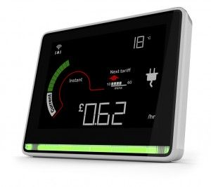Licznik energii elektrcznej inteligentnego domu