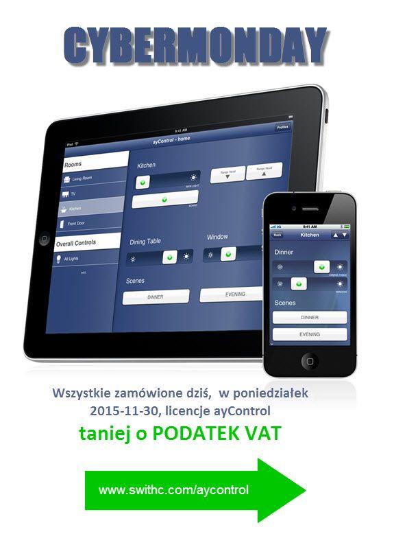 cybermonday aycontrol promo